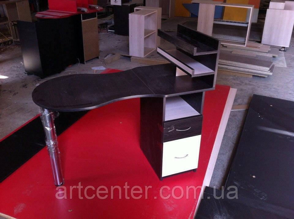 Маникюрный стол  складной, стол для мастера ногтевого сервиса в салон красоты
