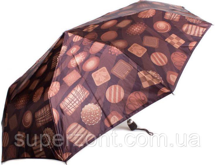 Чудесный женский зонт, полный автомат AIRTON (АЭРТОН) Z3944-10 Антиветер!