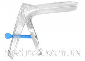 Зеркало гинекологическое JS р.S стерильное поворотно-зубчатая фиксация