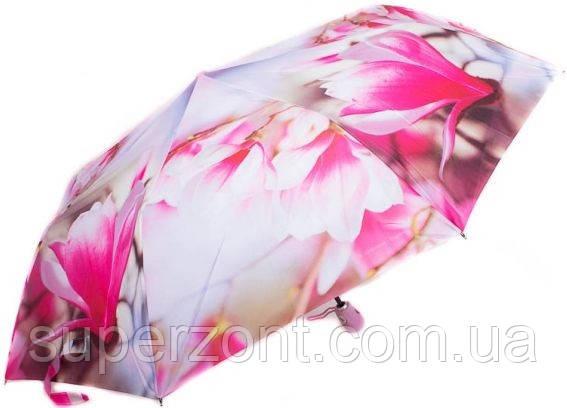 Женский зонт с ярким рисунком, автоматический ZEST Z23945-18 Антиветер