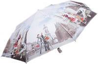 Зонт с ярким рисунком, для женщин, автоматический ZEST Z23945-22 Антиветер