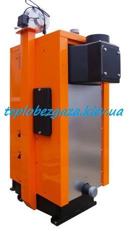 Универсальный твердотопливный котел HeatLine 50 kW от 400 до 500 кв м, фото 2