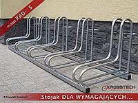 Велостійка на 5 велосипедів by Krosstech Польща