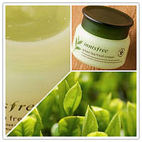 Innisfree Green tea fresh cream 50ml Крем для жирного типа кожи с экстрактом зеленого чая