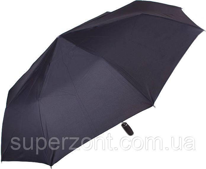 Качественный автоматический мужской зонт ZEST (ЗЕСТ) Z13850 Антиветер
