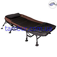 Раскладушка CARP SPIRIT KOLOSSAL BED CHAIR XL 8 PIEDS (нагрузка 200 кг)