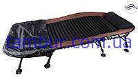 Раскладушка CARP SPIRIT KOLOSSAL BED 8 PIEDS (усиленная)