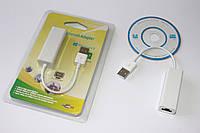 Сетевая карта RJ45 USB, фото 1