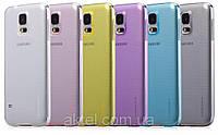 Силиконовый чехол Clear Twist Case для Samsung  G900/i9600 Galaxy S5