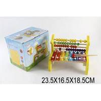Рахівниця-ксилофон 338-20 в пакеті ЧП084833