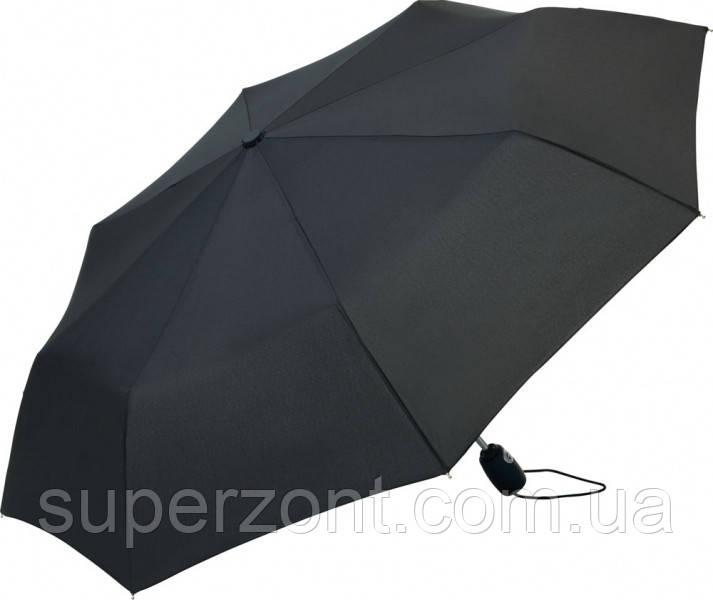 Стильный мужской зонт, полный автомат FARE (ФАРЕ) FARE5460-black Антиветер