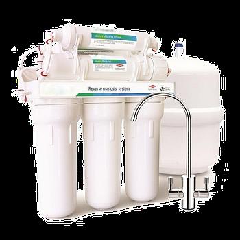 Системы обратного осмоса для очистки воды