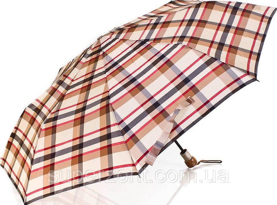 Оригинальный мужской зонт полуавтомат ZEST (ЗЕСТ)  Z53622-9 Антиветер!
