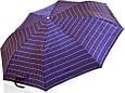 Мужской современный зонт полуавтомат ZEST (ЗЕСТ)  Z53622-10  Антиветер!, фото 2