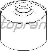 Сайлентблок кріплення задньої балки на Renault Trafic 2001-> - Topran (Німеччина) - HP207 547