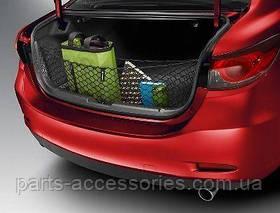 Mazda 6 2014-17 сетка кармашек в багажник Новая Оригинальная