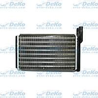 Радиатор отопления 2108, 1102 (алюминиевый) ДК