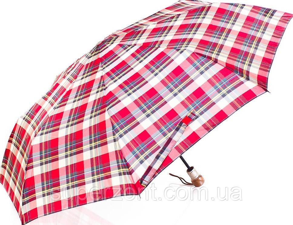 Оригинальный мужской зонт полуавтомат ZEST (ЗЕСТ)  Z53622-6  Антиветер!
