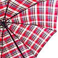 Оригинальный мужской зонт полуавтомат ZEST (ЗЕСТ)  Z53622-6  Антиветер!, фото 3