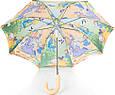 Облегченный детский зонт-трость полуавтомат ZEST (ЗЕСТ) Z21665-2, фото 2
