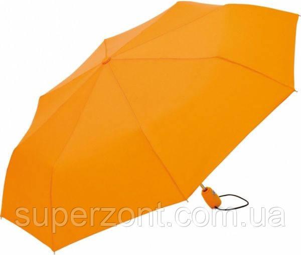 Женский оранжевый зонт, полный автомат FARE (ФАРЕ) FARE5460-orange