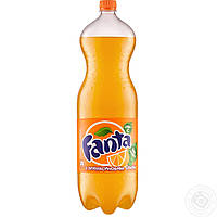 Напиток Фанта Апельсин пластиковая бутылка 2000мл