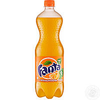 Напиток Фанта Апельсин пластиковая бутылка 1000мл