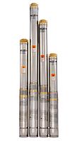 Скважинный насос SPRUT 90QJD 109-0.37 + пульт