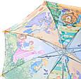 Сказочный облегченный детский  зонт-трость полуавтомат ZEST (ЗЕСТ) Z21665-1, фото 4