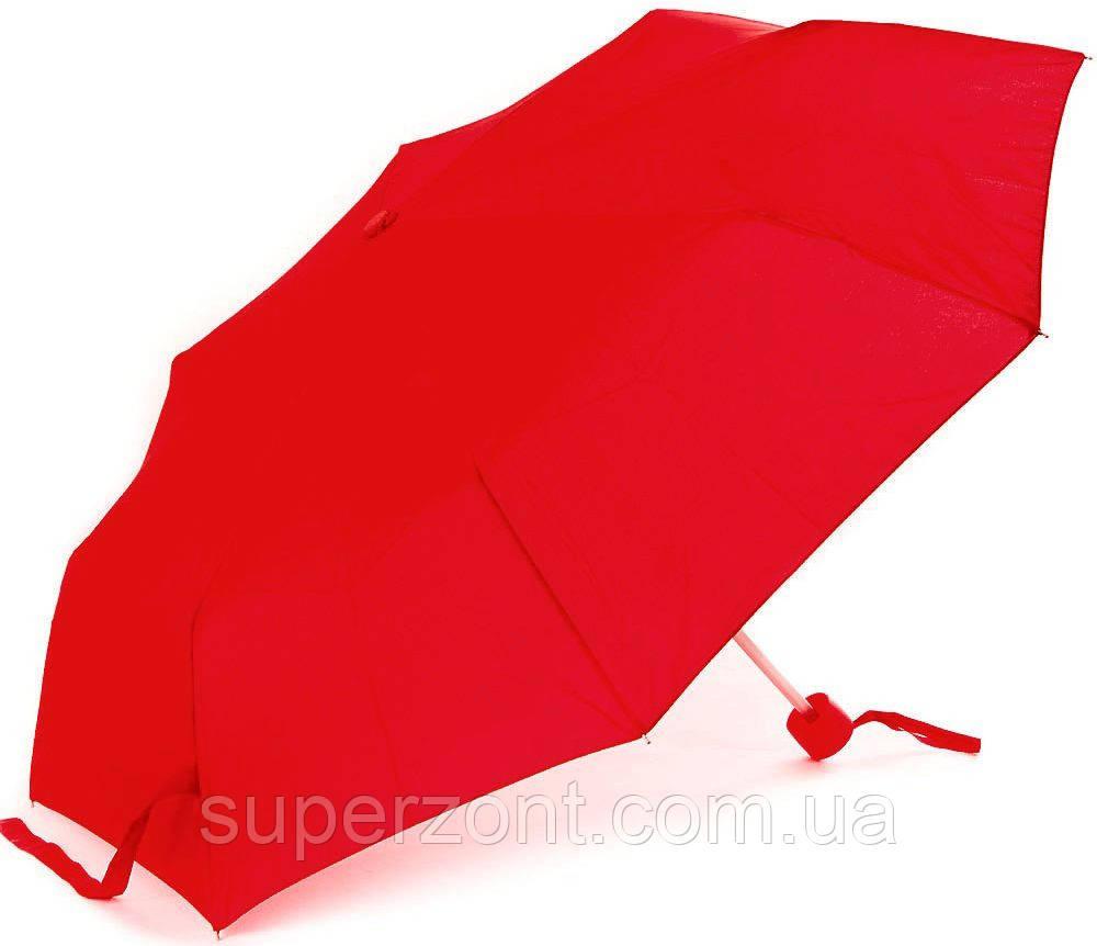 Механический женский зонт, компактный, облегченный FARE (ФАРЕ) FARE5008-red