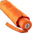 Компактный, механический, женский, облегченный зонт FARE (ФАРЕ) FARE5008-orange, фото 5