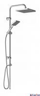 Душевая система Valtemo Siena Chrome