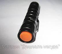 Бюджетный ручной EDC-фонарь Bailong BL-851-1 , фото 2