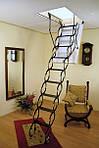 Чердачная лестница Oman FLEX TERMO 120x70 мм, фото 2