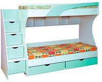 """Двухъярусная кровать""""Мираж"""""""