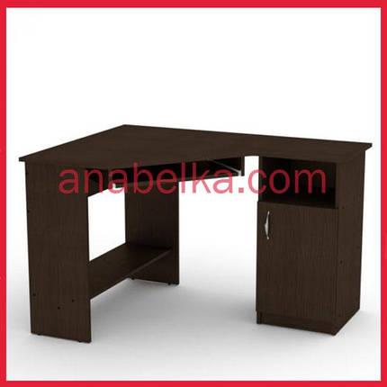 Стол  компьютерный СУ-13  (Компанит), фото 2