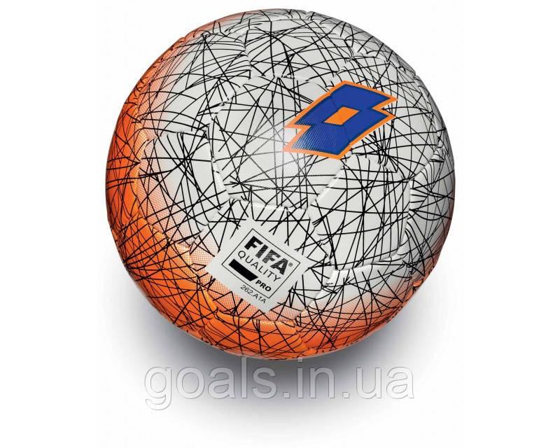 Футбольный мяч BALL FB100 LZG 5 WHITE/BLUE SHIVER