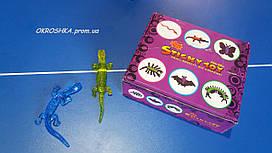 Игрушка - лизун ящерица