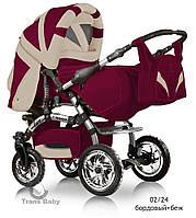 Trans baby Prado Lux универсальная коляска-трансформер