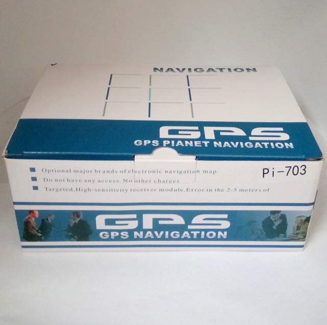 Универсальный Навигатор GPS приемник FM передатчик Pioneer PI-703  HD 4Gb, 800 MHz