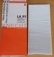 Фильтр салона MB Sprinter/VW LT 96-06(KNECHT)