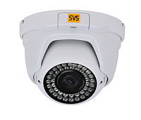 Камера цв. купольная IP66 SVS-Pr30DW2AHD/28-12