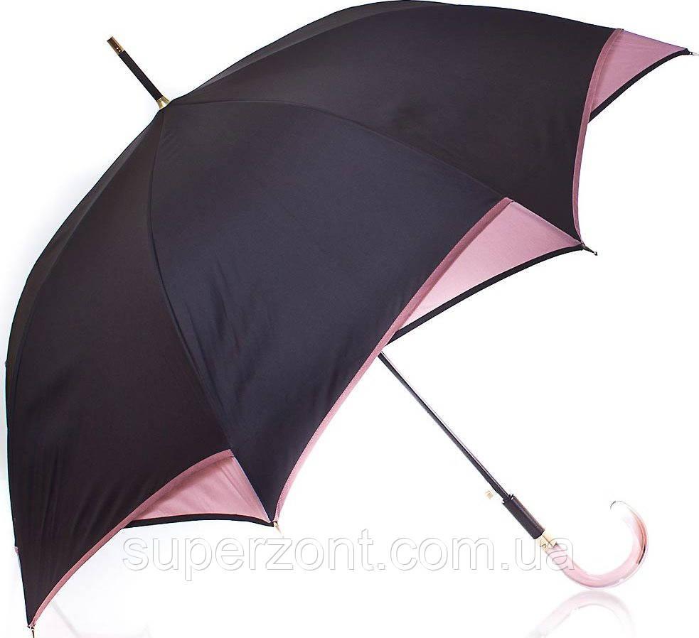Уникальный женский зонт-трость, полуавтомат GUY de JEAN (Ги де ЖАН), коллекция ETOILE FRH13-4