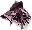 Уникальный женский зонт-трость, полуавтомат GUY de JEAN (Ги де ЖАН), коллекция ETOILE FRH13-4, фото 5