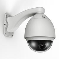 Камера цв. поворотная уличная IP67 SVS-P6071F-22