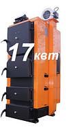 Универсальный котел HeatLine 17 kW от 100 до 170 кв м