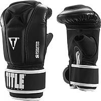 Снарядные перчатки TITLE Boxing Sculpted Thermo Foam Pro