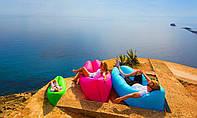 Самонадувной матрас диван - гамак Lamzac Hangout (Кресло Матрас Ламзак Хенгаут ) Разные цвета.