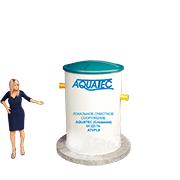 Автономная канализация Aquatec ATVFL 6