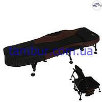 Раскладушка карповая CARP SPIRIT Bed Level-Chair (трансформер), фото 1